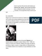 Histori Del Teclado