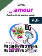 Proyecto Evento Glamour Micro Empresa