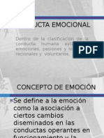 CONDUCTA EMOCIONAL-UCV