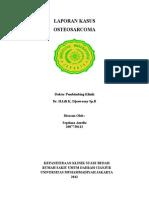 Cover Osteosarcoma