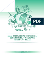 International Conference on Sustainability Science