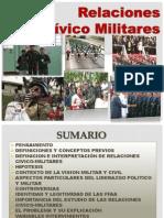 relaciones civico militares