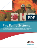 AC Fire Pump Systems