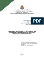 Componente Operacional - Diagrama de Paleto