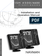 Navman4500 Manual