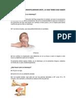 Reanimación Cardiopulmonar RCP