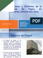 Presentacion Final Balanza de Pagos Mas Reciente