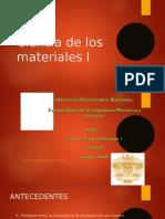 Ciencia de Los Materiales I