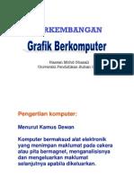 Grafik berkomputer