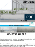 Our Guide Haze Protection 2013