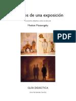 Guc3ada Cuadros de Una Exposicic3b3n