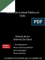 3 Historia de La Salud Publica en Chile