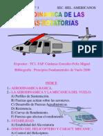 Aerodinamica de Los Helicopteros