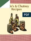 14018613 Pickles Chutney Recipes