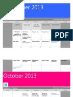 physics curriculum calendar 2013-2014