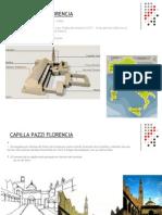Capilla Pazzi Florencia.ppt