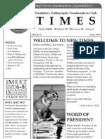 TM Times June '09