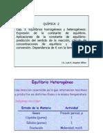 Clase Cap 3.2 Equilibrio Heterogeno - K en f(T)