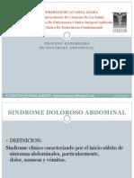 Proceso Sx Doloroso Abdominal
