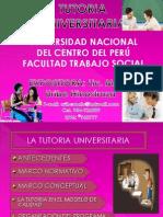 DEA Presentacion UNCP Tutoria