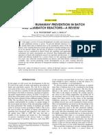 Seguridad Batch Reactor - Dividido
