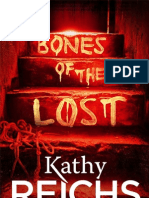 September Free Chapter - Bones of the Lost by Kathy Reichs