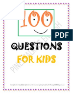 100 Qs for Kids