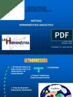 Ppt Metodo Hermeneutico Dialectico