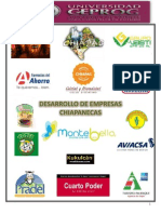 Proyecto de Informatica (Empresas Chiapanecas)