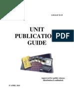 Logsap 25-35 Unit Publications Guide