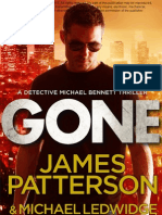 September Free Chapter - Gone by James Patterson