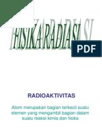 fisika radiasi