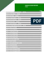 Server Training Manual
