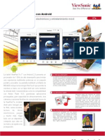 ViewPad 7e Datasheet Hi Res (Spanish, LA)