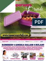 Katalog Tupperware Edisi 52013