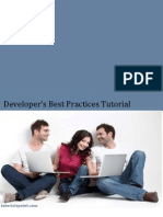 Developers Best Practices Tutorial