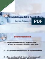 EMB. Sistema Respiratorio
