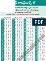 Www.sakshieducation.com PreviousPapers Keys ConstableKey