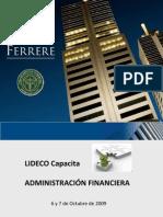 Adm Financier A