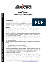 Information Classification [Whitepaper]