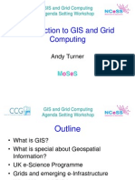 TurnerIntroductionToGISAndGridComputing.ppt