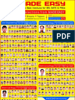 IES-2013 Selections for MADE EASY
