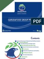 Company Profile of Garudafood Group