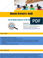 HR Audit Presentation