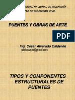 Tipos y Componentes Estructurales