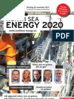 Brochure North Sea Energy 2013