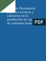 Guía desalación - Ministerio sanidad
