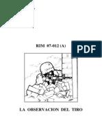 47609949 La Observacion Del Tiro
