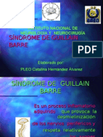 1-SÍNDROME DE GUILLAIN BARRE