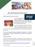 Alcachofra para perder peso.pdf